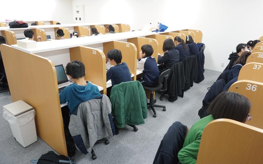 中学校の予習がしたい意欲ある「小学生」にも対応!毎年多くの小学生が通っています!